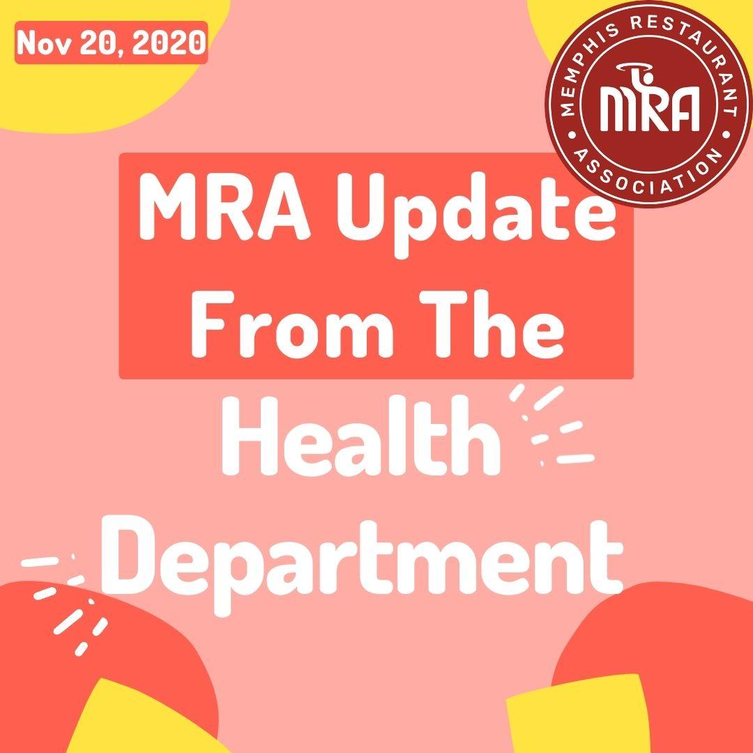 Nov 20 Update